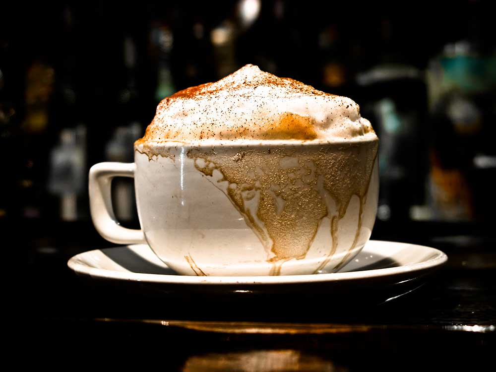 inxpot cappuccino