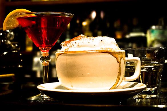 evening drinks