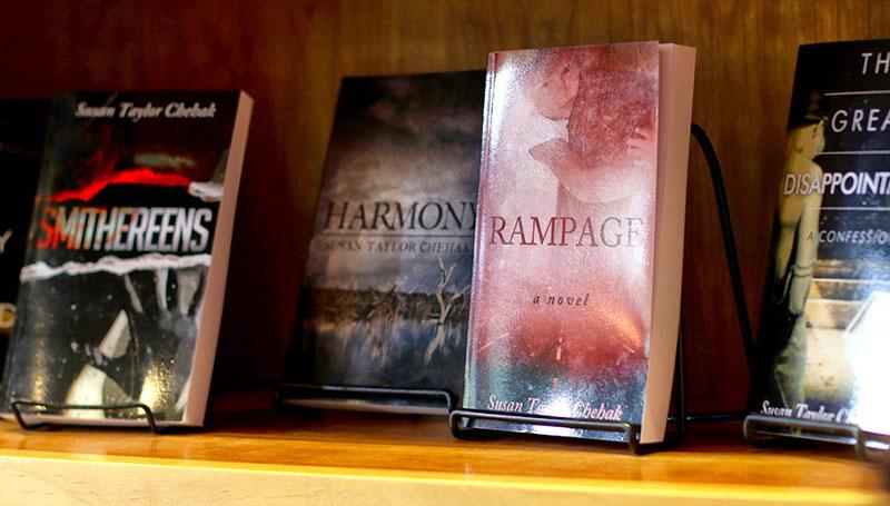 susans books