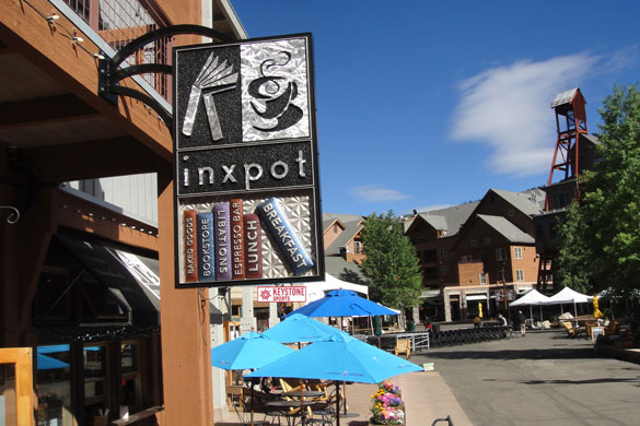 Inxpot Coffee Shop, Keystone, CO