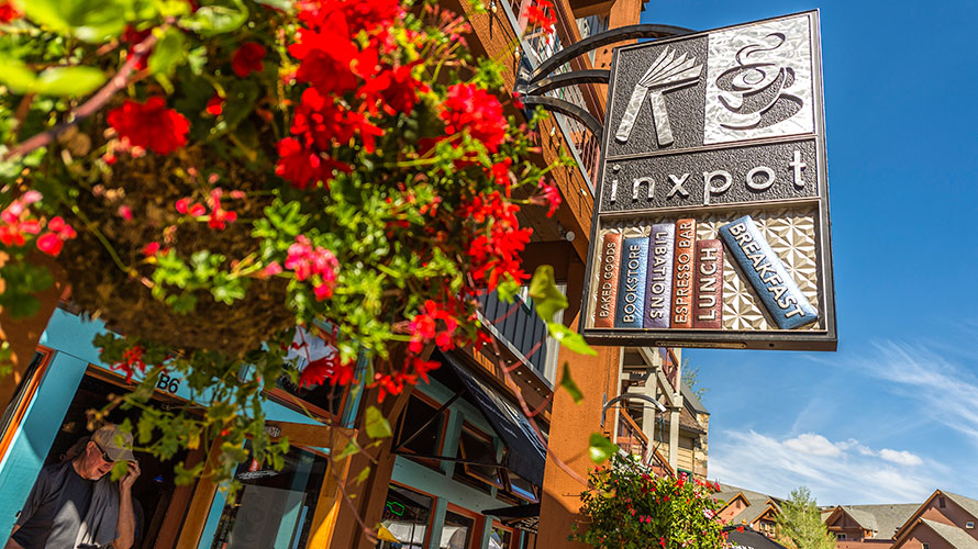Summer at inxpot in Keystone