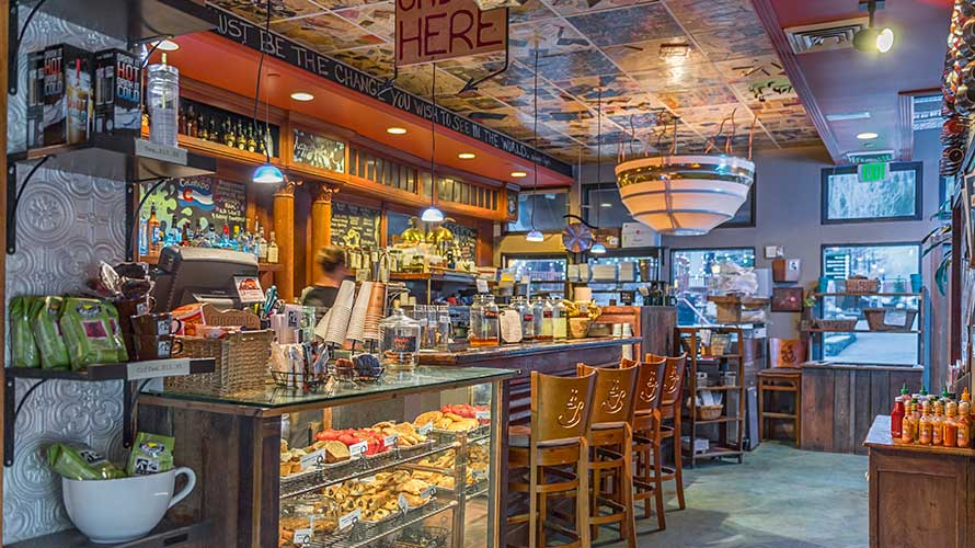 Best Coffee Shops Colorado