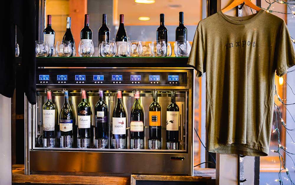 inxpot wine cuvenee