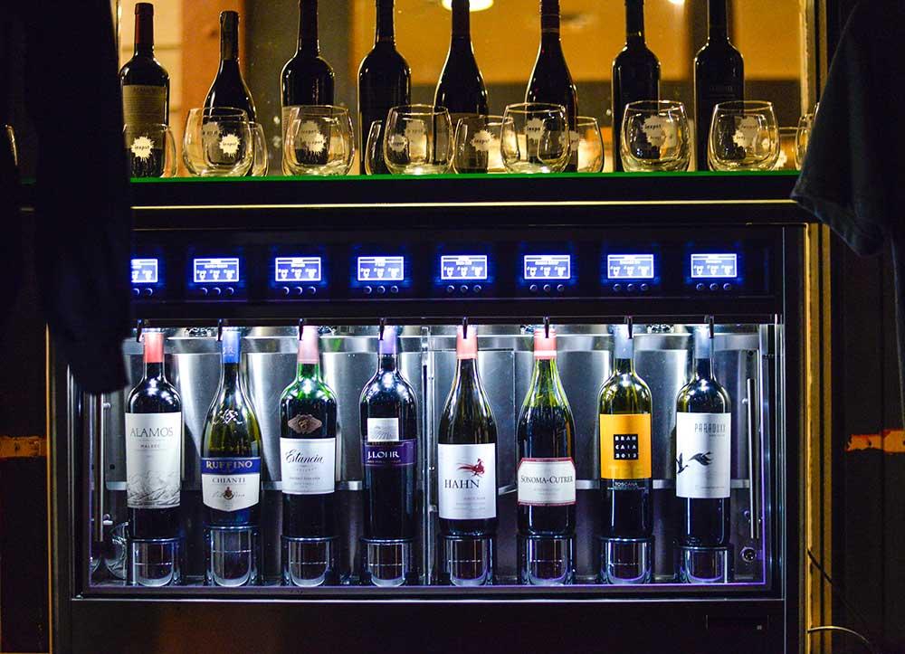 wine cuvenee night